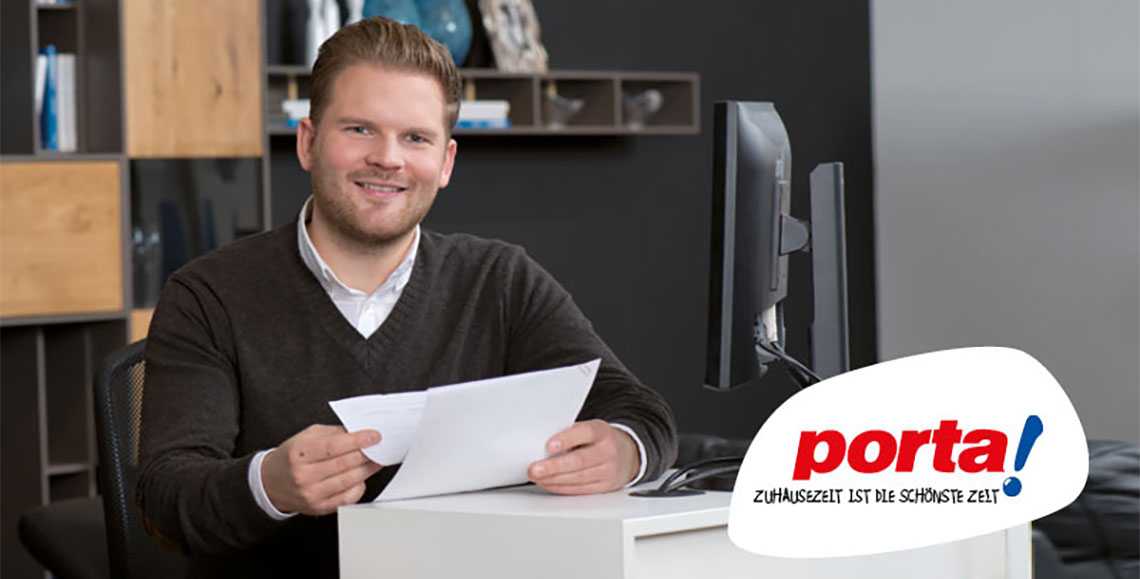 Facility Manager Wmd Immobilienbetreuung Job Bei Porta Möbel